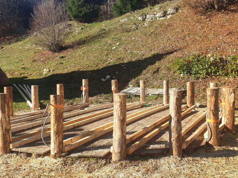 Création du Village Tipi