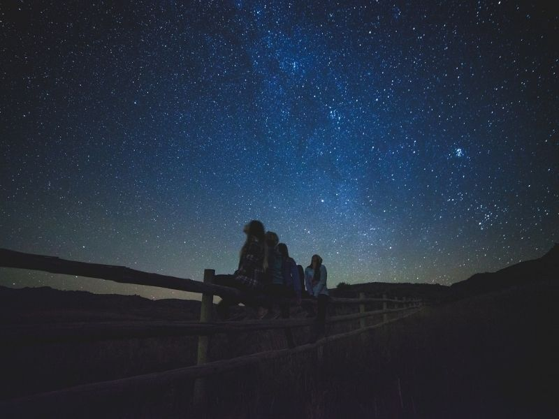 Soiree astronomie sous les etoiles